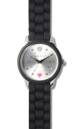 Nurse Mates Women's Sparkle Dot Watch