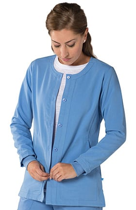 Nurse Mates Women's Tara Warm Up Scrub Jacket