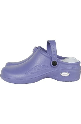 Natural Uniforms Women's Ultralite Clog With Heel Strap