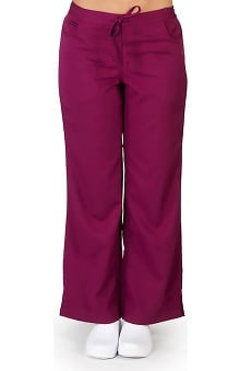 Scrubs new: Ultrasoft Scrubs Women's 5 Pocket Drawstring And Elastic Waist Pant