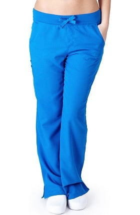 Ultrasoft Scrubs Women's Yoga Scrub Pant
