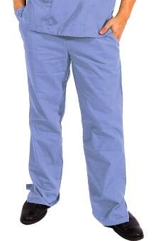 unisex pants: Natural Uniforms Unisex Flare Leg Scrub Pant