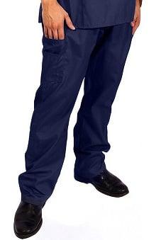 unisex pants: Natural Uniforms Unisex Cargo Scrub Pant