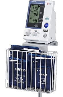 Clearance Omron Stand Mount And Cuff
