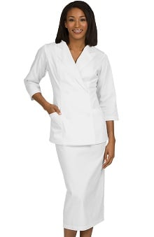 Clearance Peaches Uniforms Women's Diana Two Piece Dress
