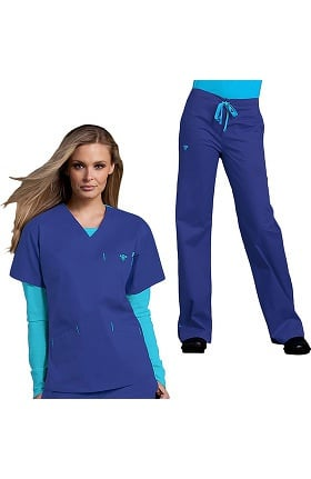 Med Couture Women's Scrub Set
