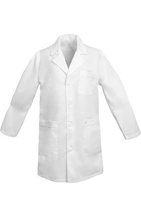"Clearance MC2 for Men by Med Couture Twill 38"" Lab Coat"