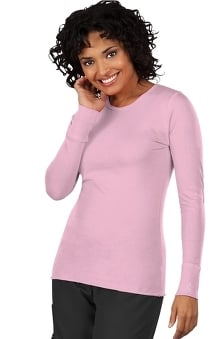 Scrubs new: Peaches Uniforms Women's Long Sleeve Underscrub