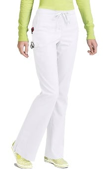 Tall new: Vivi by Peaches Women's Sherry Flat Front Cargo Scrub Pants