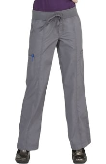 petite: Peaches Uniforms Women's Straight Cut Comfort Scrub Pants