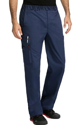 Clearance MC2 for Men by Med Couture Men's Tactical Cargo Scrub Pant