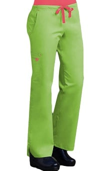 Med Couture Women's EZ Flex Junior Fit Moda Solid Scrub Pant