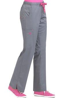 Med Couture Women's EZ Flex Moda Drawstring Scrub Pant