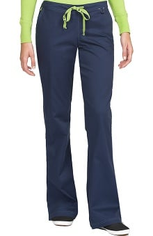 MC2 by Med Couture Women's Skyler Flare Leg Scrub Pant