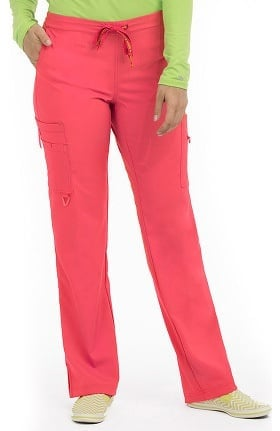 Clearance Activate by Med Couture Women's Hi Definition Drawstring Scrub Pant