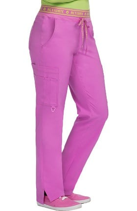 Clearance Activate by Med Couture Women's Elastic Waist Scrub Pant