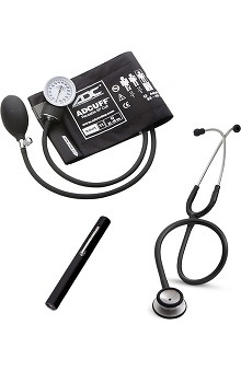3M™ Littmann® Classic II S.E. Stethoscope With ADC® Phosphyg™ 760 Sphygmomanometer & Adlite Plus™ Penlight Kit