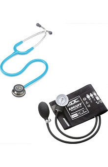 3M™ Littmann® Classic III™ And ADC® Phosphyg™ 760 Sphygmomanometer Kit