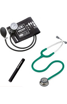3M™ Littmann® Classic III™ With ADC® Phosphyg™ 760 Sphygmomanometer & Adlite Plus™ Penlight Kit