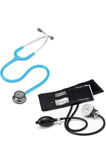 3M™ Littmann® Classic III™ & Prestige Medical Basics Aneroid Sphygmomanometer Kit