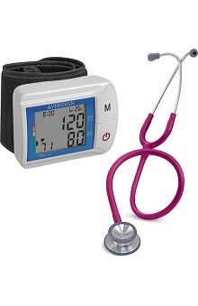 3M™ Littmann® Classic II S.E. & Veridian Healthcare DiGital Wrist Blood Pressure Monitor Kit