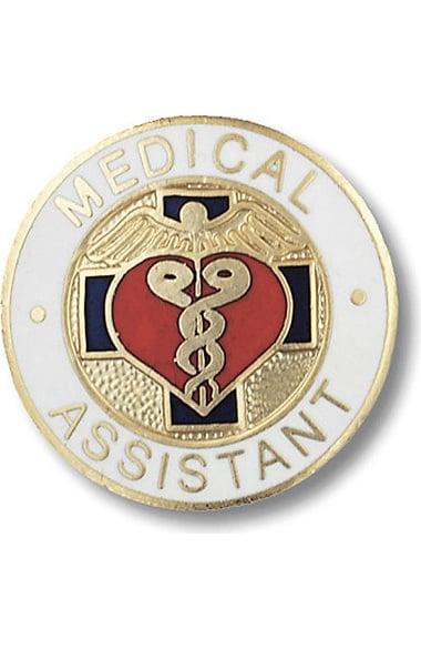 Prestige Medical Emblem Pin Medical Assistant Allheart Com