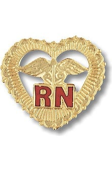 accessories: Prestige Medical Emblem Pin Registered Nurse
