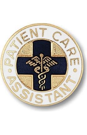 Prestige Medical Emblem Pin Patient Care Assistant