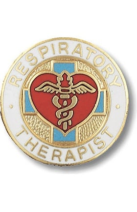 Prestige Medical Respiratory Therapist Pin
