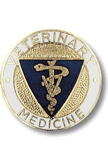 Prestige Medical Veterinary Medicine Pin