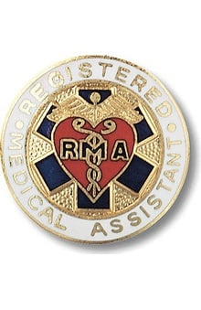Gifts Accessories new: Prestige Medical Medical Assistant, Registered - RMA Pin
