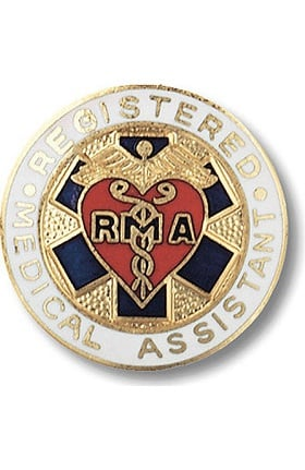 Prestige Medical Medical Assistant, Registered - RMA Pin