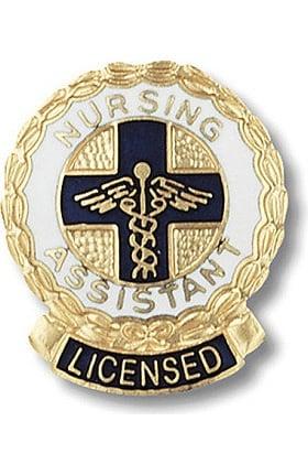 Prestige Medical Emblem Pin Licensed Nursing Assistant