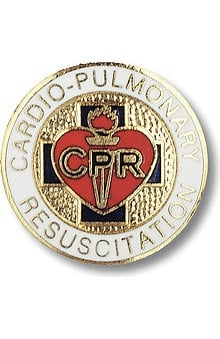 Prestige Medical Cardio-Pulmonary Resuscitation - CPR Pin