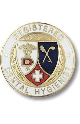 Prestige Medical Dental Hygienist, Registered Pin