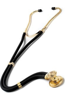Prestige Medical 22K Gold-Plated Sprague Rappaport Stethoscope