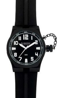accessories: Prestige Medical Men's Stealth Chain Watch