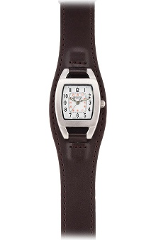 Prestige Medical Women's Wide Band Comfort Watch