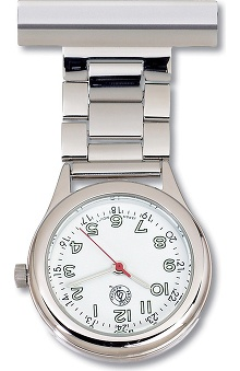 Prestige Medical Lapel Watch - Healthmate Water Resistant