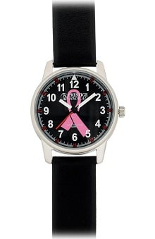 pink ribbon accessories: Prestige Medical Womens Classic Watch