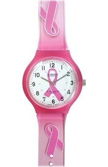pink ribbon accessories: Prestige Medical Womens Scrub Watch