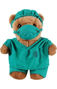 "accessories: Prestige Medical 10"" Doctor Scrub Bear"