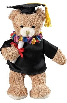 "Prestige Medical 8"" Graduation Bear"