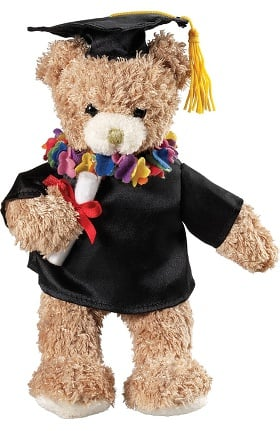 "Clearance Prestige Medical 8"" Graduation Bear"