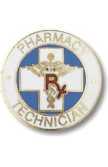 Gifts Accessories new: Prestige Medical Pharmacy Technician Pin