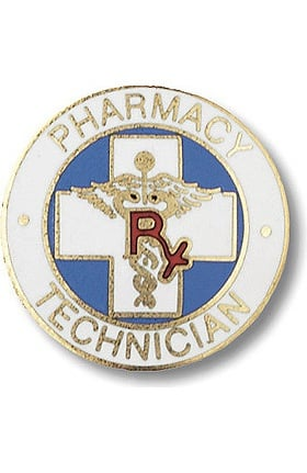 Prestige Medical Pharmacy Technician Pin