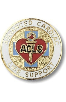 Prestige Medical Cardiac Life Support, Advance (ACLS) Pin