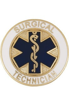 Prestige Medical Emblem Pin Surgical Technician