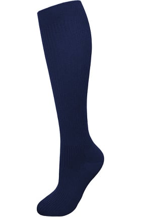Prestige Medical Unisex Long Nurse 10 mmHg Compression Sock