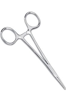 "Prestige Medical 5"" Halstead Mosquito Forceps"